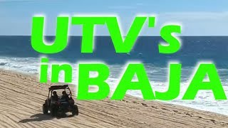 Driving UTV's in Baja! - Sailing Doodles Episode 66