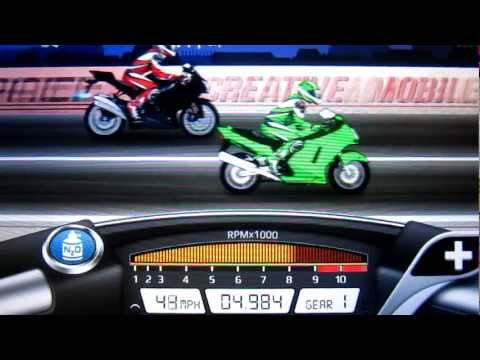 Drag Racing Bike Edition: How To Tune A Level 7 Super Blackbird 4.978s