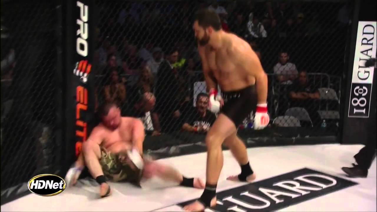 Andrei Arlovski Knockouts Andrei Arlovski vs Travis