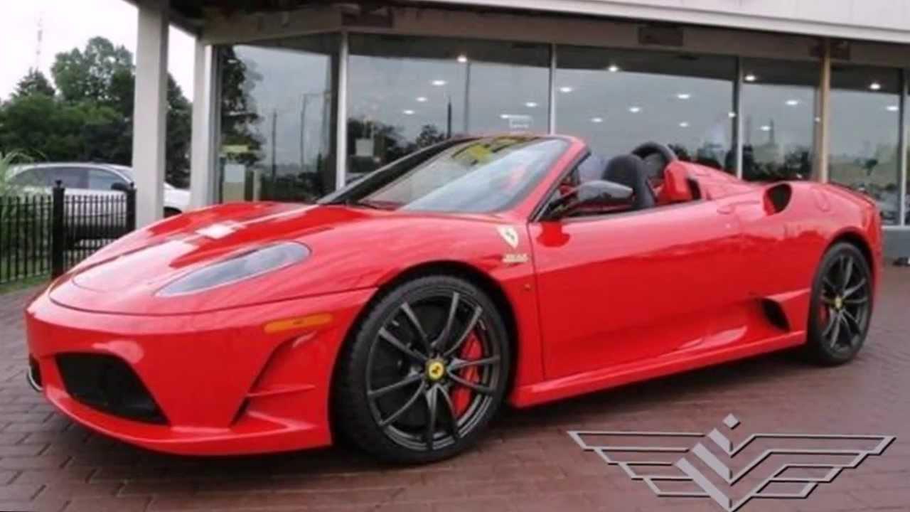 2015 Ferrari F430 Scuderia Spider 2012 Youtube
