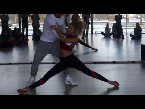 00025 AZNLZF2017 Fernanda and Carlos ACD ~ video by Zouk Soul