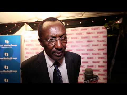 Titus Naikuni, chief executive, Kenya Airways