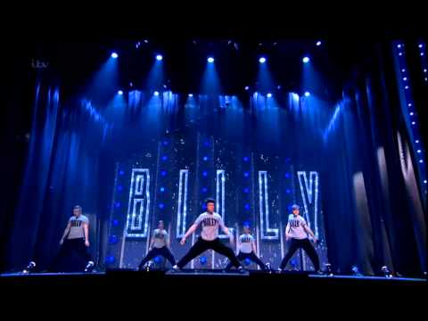 Performance on Sunday Night at the Palladium