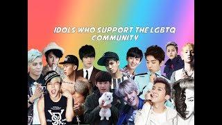 Download Lagu MALE KPOP IDOLS WHO SUPPORT THE LGBTQ+ COMMUNITY (JONGHYUN, GD, RM, HEECHUL) Gratis STAFABAND