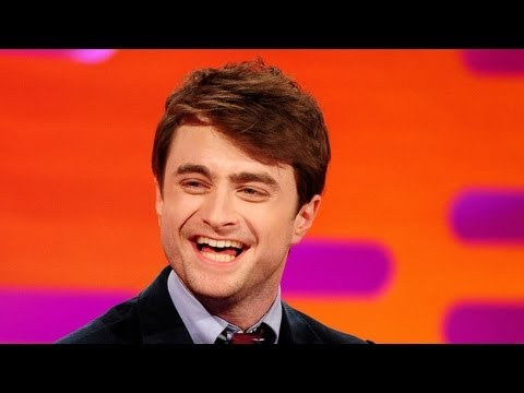 Daniel Radcliffe: Propositioned on Stage! The Graham Norton Show May 23 BBC AMERICA