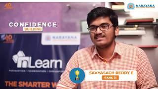 Narayana JEE Advanced Topper Series: Narayana Education System