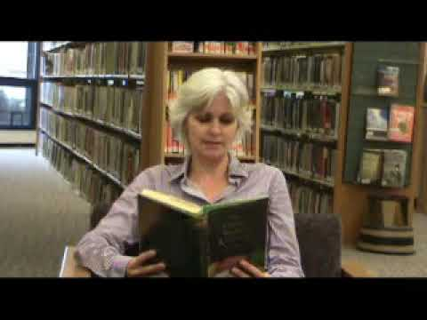 The Friday Night Knitting Club: RPL Book Talkers Book of the Week Video