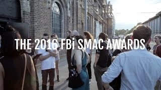 2016 Winners: The FBi SMAC Awards (Sydney Music, Arts & Culture)