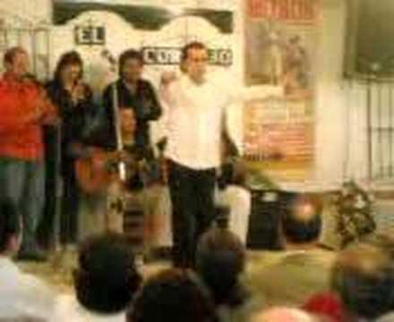HOMENAJE AL GAYI, FERIA DE MORON 2006, (DEL SOCIO)