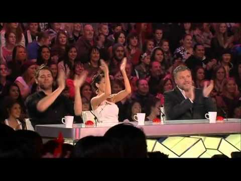 Australia's Got Talent 2011 - Freddie Mercury (Radio Ga Ga) Music Videos