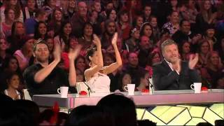 Australia 39 S Got Talent 2011 Freddie Mercury Radio Ga Ga