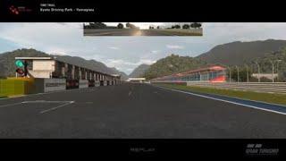 Gran Turismo Sport Nissan GTR Nismo GT3 Gameplay testing Sound