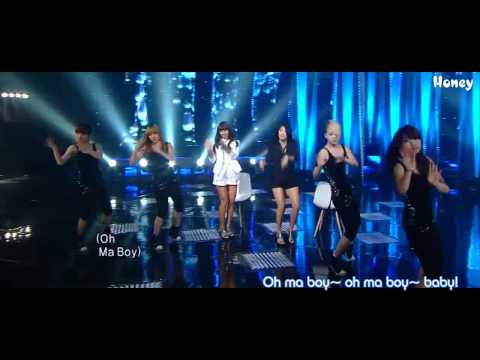 [hd][vietsub][per] Ma Boy- Sistar 19 video