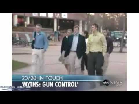 Best arguments for gun control. 2nd amendment part 1. www.SuccessCouncil.com ep#9