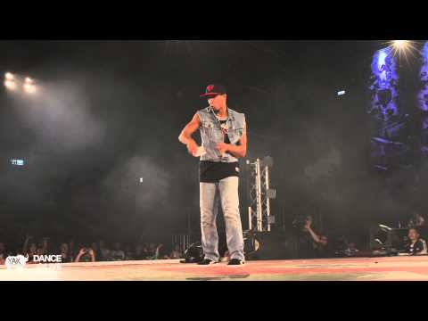 SALAH (FR) vs KANNON (US) Final Freestyle DANCE@LIVE World Cup 2014 klip izle