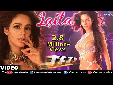 Laila Full Video Song | Tezz | Malika Sherawat | Ajay Devgan | Sunidhi Chauhan thumbnail