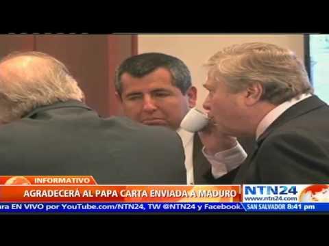 Padre de Leopoldo López pide que Italia presione a Nicolás Maduro para que respete los DD.HH.