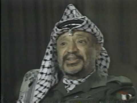 Paul McGrath Interviews Yasser Arafat, 1991