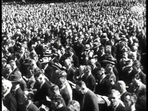 Anzac Day In Australia (1962)