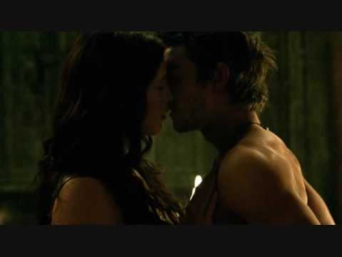 Richard And Kahlan - Crash Into Me - Legend Of The Seeker video
