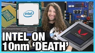 HW News - 10nm 'Death,' 9900K Availability, Vega 20, & RX 590