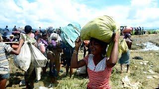 MSF: More than 6,700 Rohingya killed in Myanmar