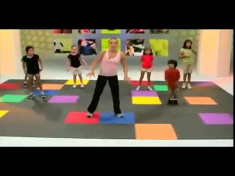 physical exercise for kids