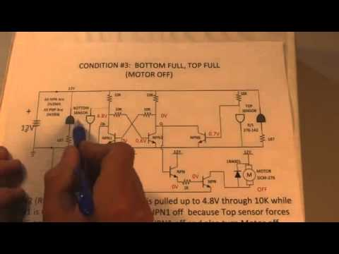 Bullet Feeder Motor Controller Schematic DIY Lee Loadmaster With IR LED Detector