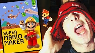 Super Mario Maker ~ COMPANION SPRING and other ROSS LEVELS (Hitting the ground running...)