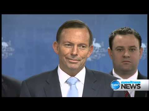 Abbott on corruption in Liberal Party