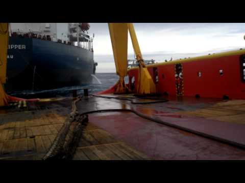 Campos Field Brazil Offshore