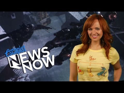 DEATHSTROKE PLAYABLE IN BATMAN: ARKHAM ORIGINS (Escapist News Now)