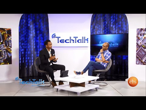 S8 Ep.2 - Interview With Comedian & IT Professional Meskerem Bekele - Tech Talk with Solomon