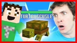 Best of Minecraft - PET TURTLE!