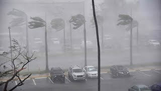 VIDEO: Hurricane Maria Devastates Puerto Rico