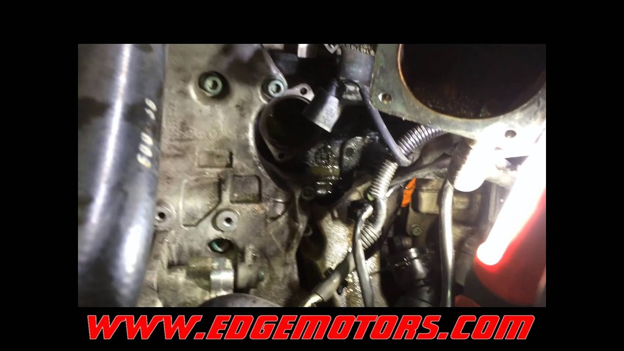 2002-2005 Audi A4 1.8T coolant thermostat replacement DIY by Edge Motors - YouTube