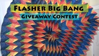 Flasher Big Bang Giveaway (Finished)