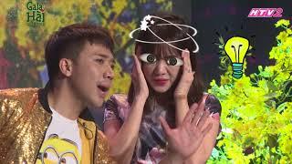 Trần Thành diễn hài cùng bà xã Hari Won | GALA HÀI XUÂN 2018