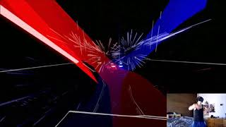 Beat Saber   Outbreak - Feint feat. MYLK   INSANELY Fun Loloppe Chart!