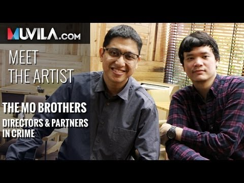 Meet The Artist : The Mo Brothers - Directors And Partners In Crime