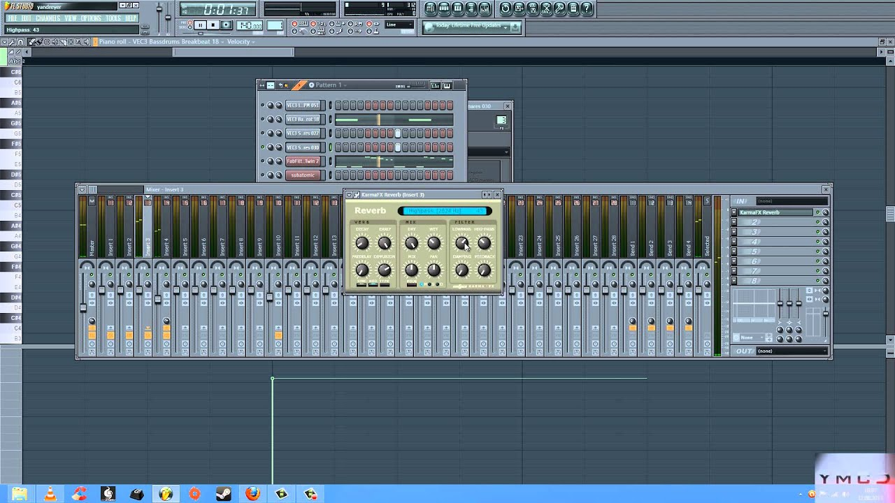 how to put vst plugins in fl studio 10