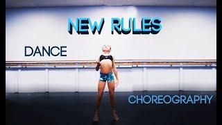 NEW RULES -Dua Lipa DANCE Choreography