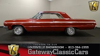1964 Chevrolet Impala SS -  Louisville Showroom -  Stock # 1456