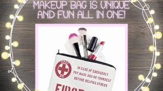 Makeup bags and more