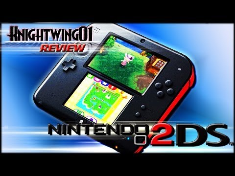 Game Reviews - Nintendo 2DS Review