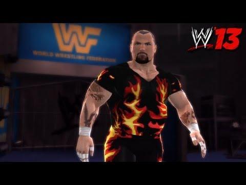 WWE '13 Community Showcase: Bam Bam Bigelow (PlayStation 3)