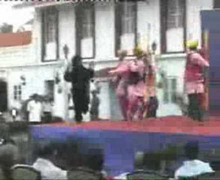 Goan Folk Dance 'mussal Khell' video