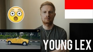 Young Lex Ft. MASGIB - Nyeselkan | Official Video Clip // INDONESIAN RAP REACTION