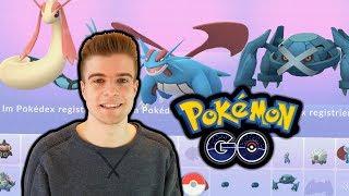 Milotic, Brutalanda und Metagross entwickeln   Pokémon GO Q&A #3/3