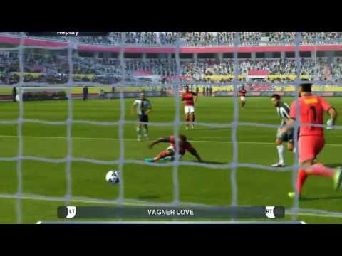 PES 2013 - Epic Triple Fail